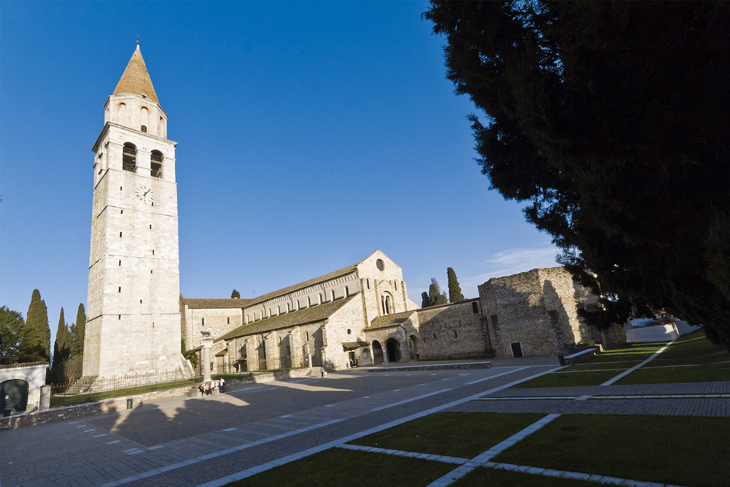 Aquileia,<br>photo by Fabrice Gallina