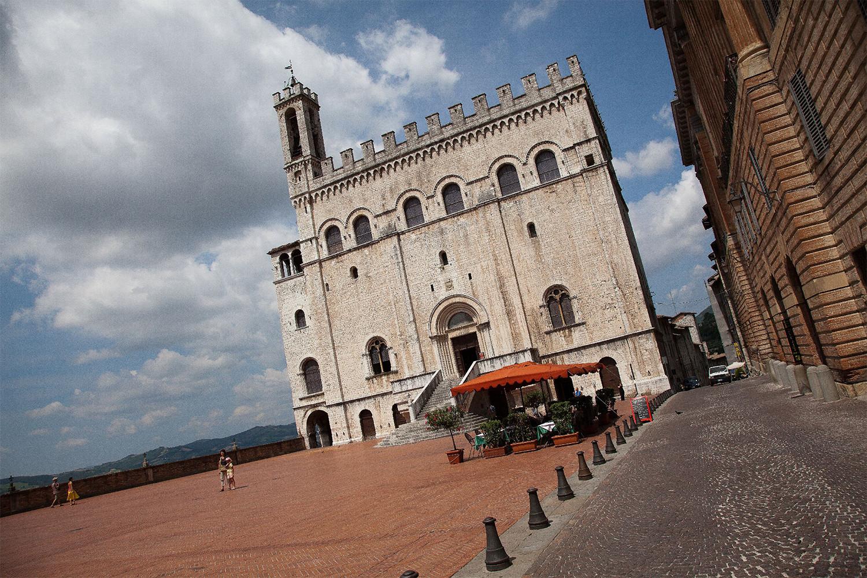 Palazzo dei consoli,<br>photo by Michele Tortoioli
