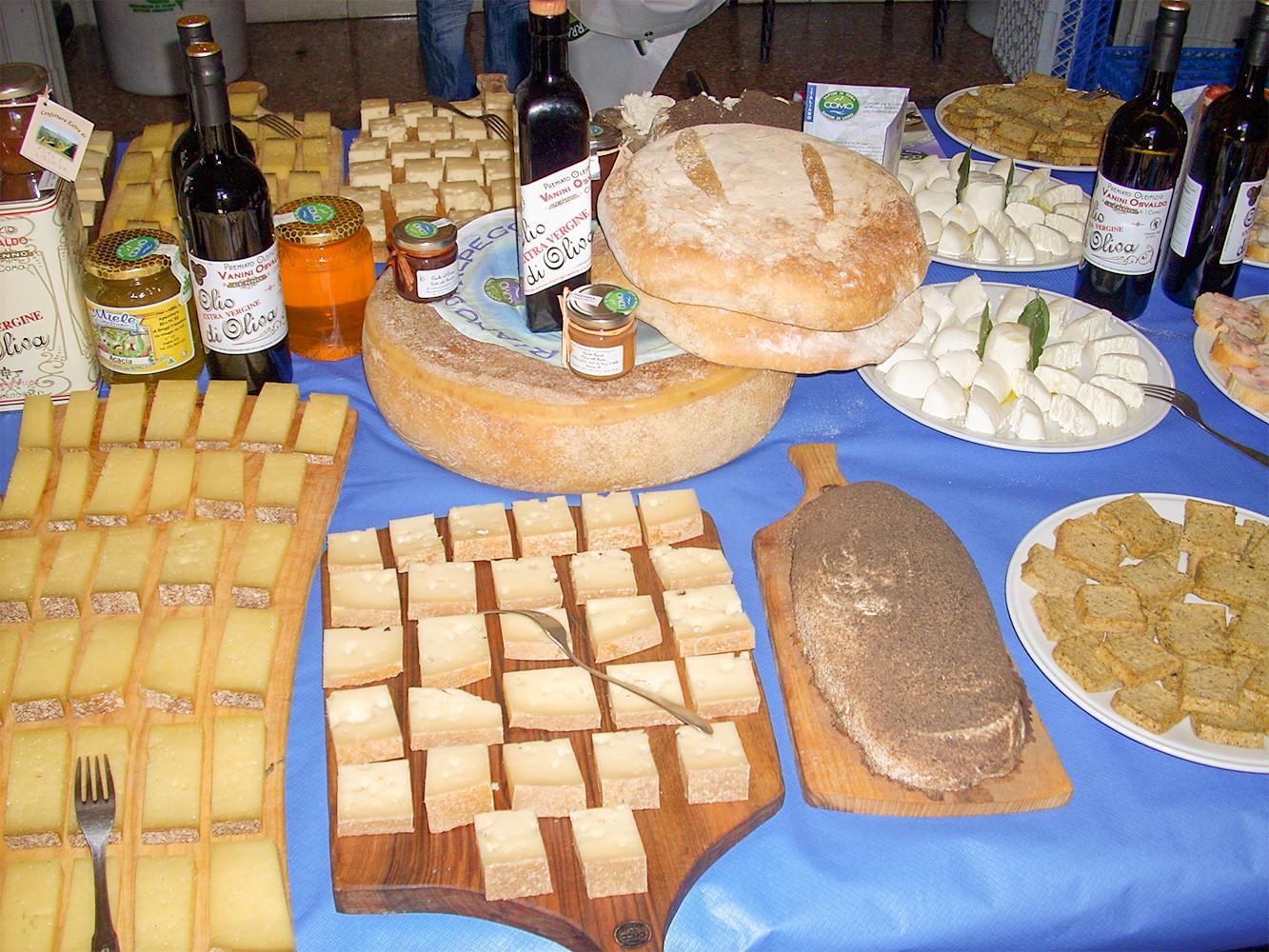 Gastronomia: provincia di como settore turismo