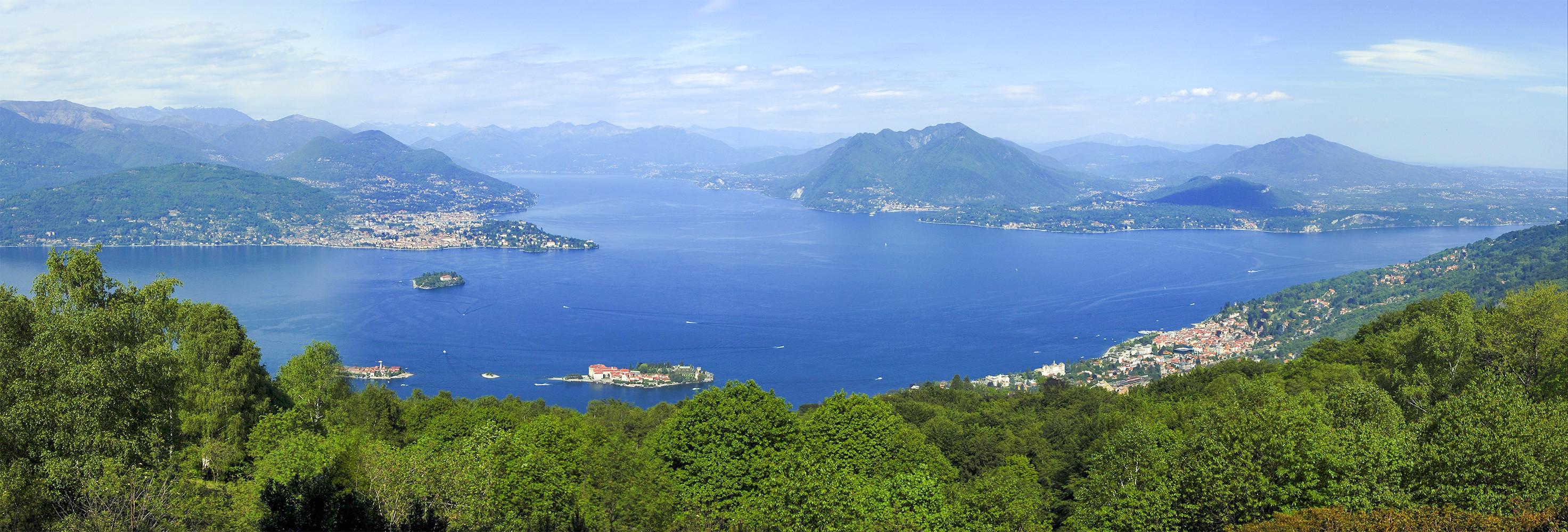 Lago Maggiore,<br>photo by G.Parazzoli: Distretto Turistico dei Laghi