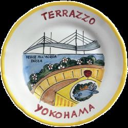 神奈川県・テラッツォのお皿